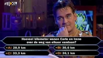 Carlo & Irene: Life 4 You Millionaire met van der Boom