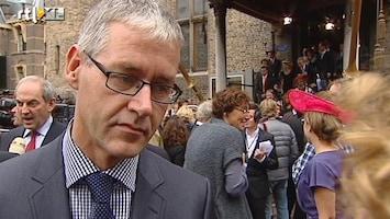 RTL Nieuws Reactie Arie Slob (CU)