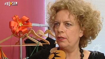 RTL Boulevard Brigitte Kaandorp bedankt Beatrix