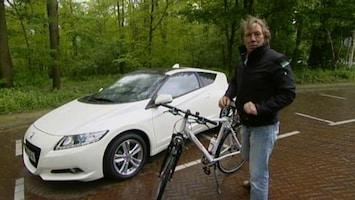 Gek Op Wielen Introductie Honda CR-Z