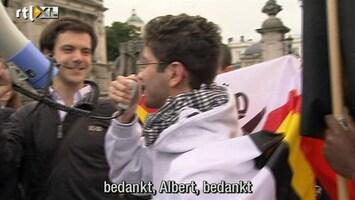 RTL Nieuws België is verdeeld over aftreden koning Albert