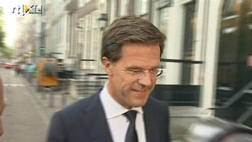 RTL Nieuws Rutte: Welvaart krijgen we niet meer terug
