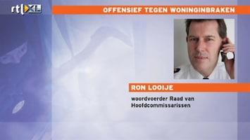 RTL Nieuws 'Vaker onderzoek naar dna-sporen bij inbraken'