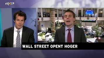 Rtl Z Opening Wall Street - Afl. 215