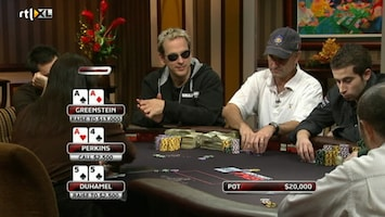 RTL Poker: High Stakes Poker Afl. 8