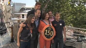 RTL Nieuws Help Olympische sporters aan baan