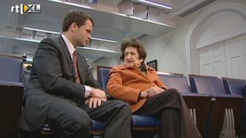 RTL Nieuws Uit het archief: Erik Mouthaan interviewt Helen Thomas (2010)