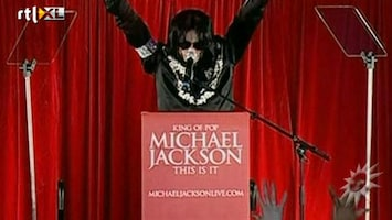 RTL Boulevard Michael Jackson proces in volle gang