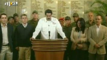 RTL Nieuws Regering maakt overlijden Hugo Chavez bekend