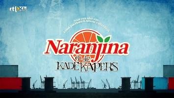 Naranjina En De Kadekapers - Vlooienmars
