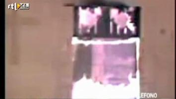 RTL Nieuws Amateurbeelden gevangenisbrand Honduras