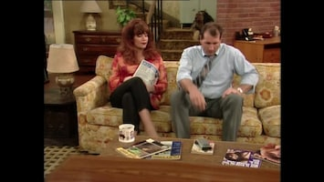 Married With Children Kelly knows something