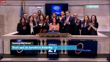 Rtl Z Opening Wall Street - Afl. 61