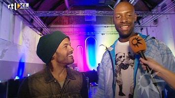 RTL Boulevard Alain Clark en Francisco Elson gaan voor Nike