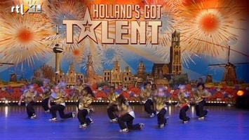 Holland's Got Talent Exclusief: So What!