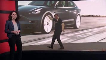 Waarom Tesla als een raket omhoog gaat