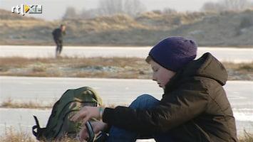 RTL Nieuws IJs op veel plaatsen onbetrouwbaar, maar schaatskoorts stijgt