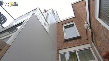 RTL Nieuws 'Maatregelen tegen woning splitsen'