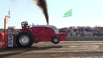 Truck & Tractor Pulling - Tractor Pulling In Cadzand