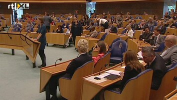 RTL Nieuws Kamer steunt oprichting Europees noodfonds
