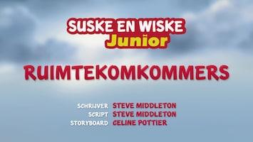 Suske En Wiske Junior - Ruimtekomkommers