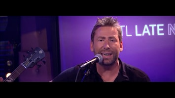 RTL Late Night: Nickelback - How You Remind Me (fragment)