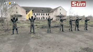 RTL Nieuws Neonazi's Oekraïne maken zich op voor EK