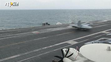 RTL Nieuws VS worden voorbereid op militaire actie tegen Syrië