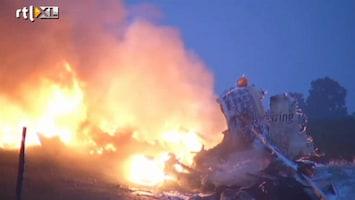 RTL Nieuws 'Twee vermisten bij crash vrachtvliegtuig'