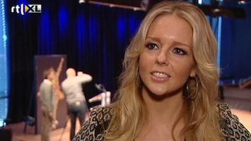 RTL Boulevard Chantal rommelt met Fedja in nieuwe film Soof