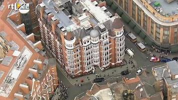 RTL Nieuws Ecuador verleent Assange asiel