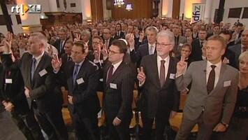RTL Nieuws Financiële adviseurs leggen eed af