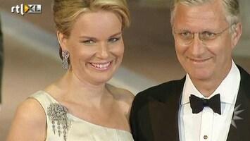 RTL Boulevard Mathilde als nieuwe koningin