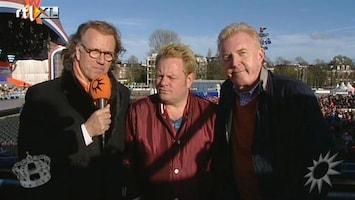RTL Boulevard De Drie André's in spanning voor Koningsbal