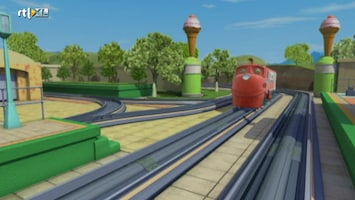 Chuggington - Wilson And The Icecream