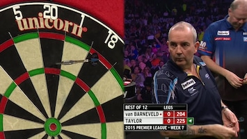Rtl 7 Darts: Premier League - Afl. 7