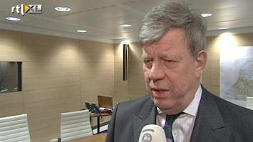 RTL Nieuws Opstelten ontevreden over verloop jaarwisseling