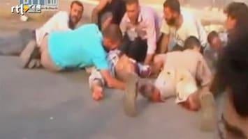 RTL Nieuws Assad grijpt keihard in Hama in
