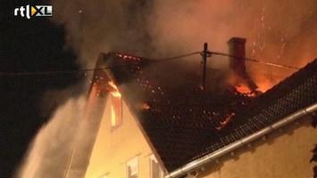 RTL Nieuws Zeven kinderen komen om bij brand Duitsland
