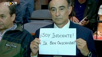 RTL Nieuws Julio Poch legt verklaring af in rechtszaak