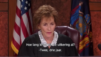 Judge Judy Afl. 4215