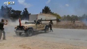RTL Nieuws Strijd Libië duurt al vijf maanden