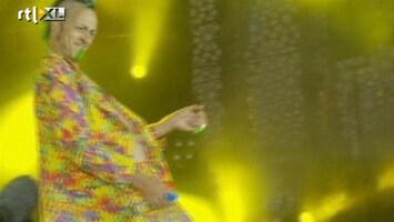 RTL Nieuws Nederlander derde op WK Luchtgitaren in Finland