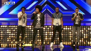 X Factor - Orpheus Is Sensationeel