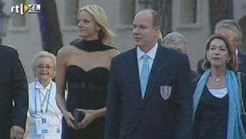 RTL Nieuws Monaco krijgt sprookjeshuwelijk