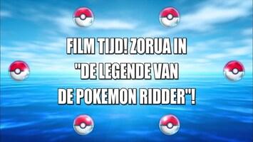 Pokémon - Filmtijd! Zorua In 'de Legende Van De Pokémon Ridder'!