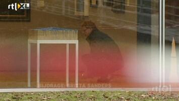 RTL Nieuws Beveiliging van Rotterdamse Kunsthal faalde
