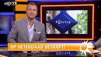 RTL Boulevard Politie neemt warmtebeeldcamera's in gebruik