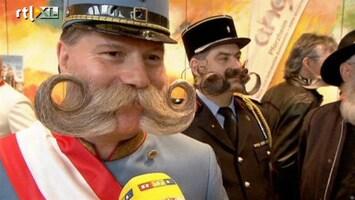 RTL Nieuws De kunst van baard en knevel