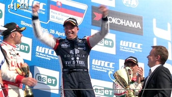 RTL GP: WTCC De winnende race van Tom Coronel
